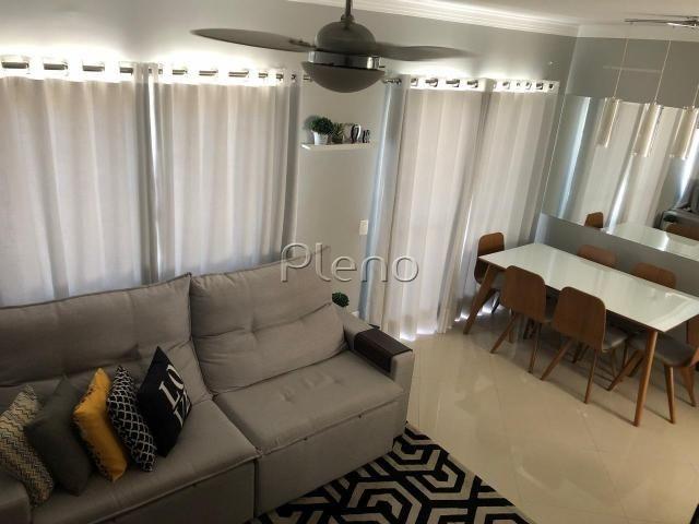 Apartamento à venda com 2 dormitórios em Parque prado, Campinas cod:AP027737