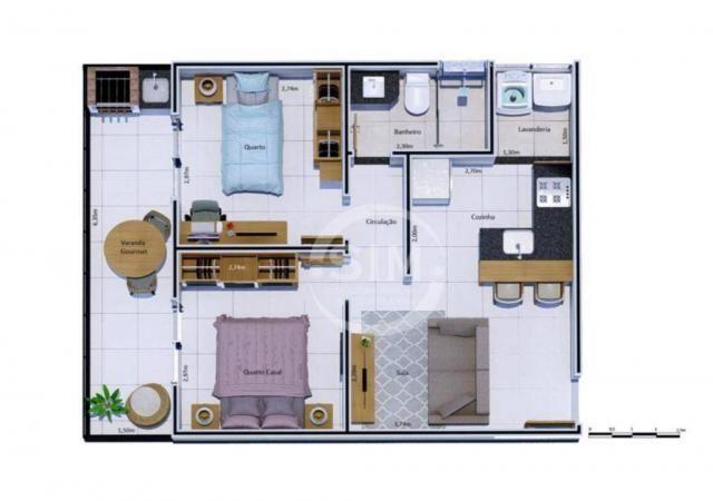 Cobertura com 2 dormitórios à venda, 81 m² - Nova São Pedro - São Pedro da Aldeia/RJ - Foto 15