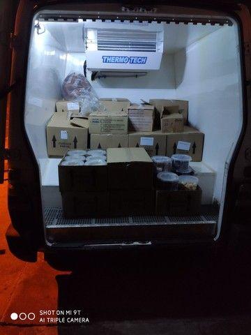 Sistema de refrigeração para Fiat Fiorino todos os modelos até 2013 gela até -5 ou -8 - Foto 3