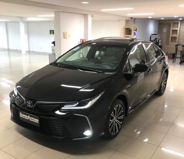 Imperdível!!! Toyota Corolla Altis Premium Hybrid 1.8AT 2021 com apenas 6 mil km! - Foto 3