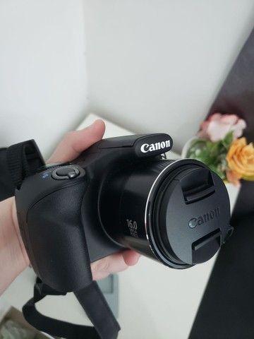 Câmera Canon PowerShot SX530HS 16MP - Foto 3