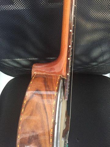 Banjo feito Luthier JC - Foto 5