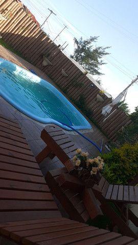 Casa diferenciada com piscina 4d centro pinhal - Foto 13