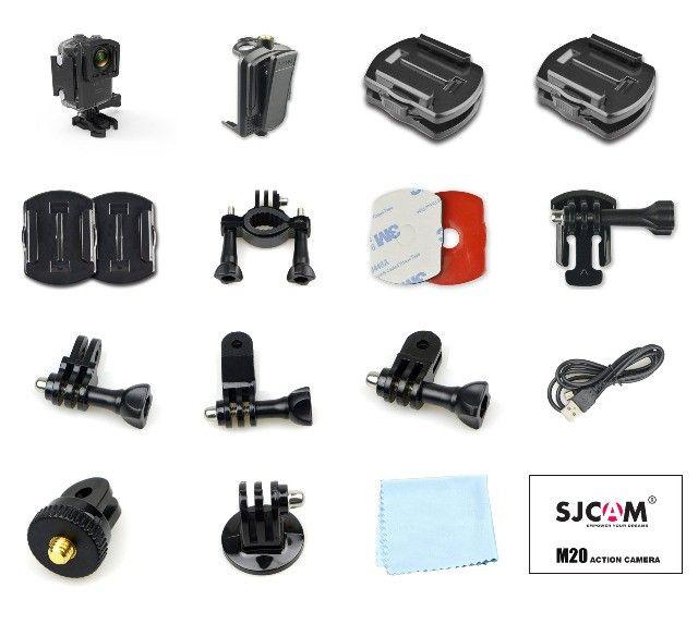 Sjcam M20 Air 1.5 Polegadas Câmera De Ação À Prova D'água - Foto 2