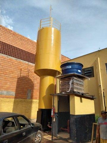 Reforma, venda e fabricação de caixas d'água metálica - Foto 5