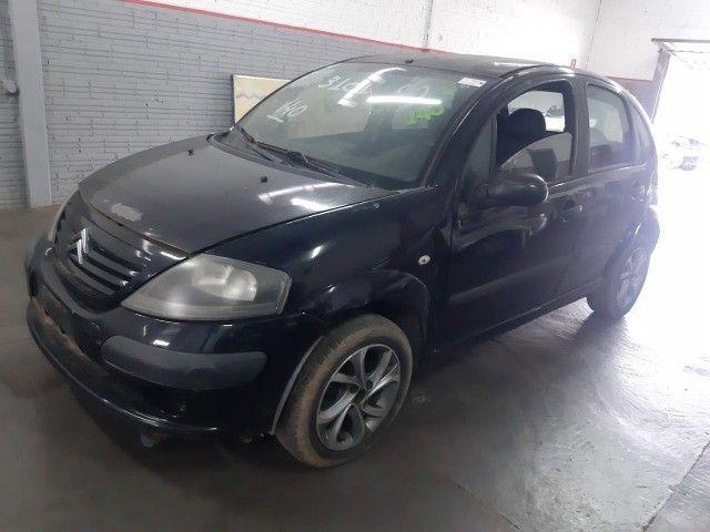 Sucata para retirada de peças Citroën C3 1.4 8v