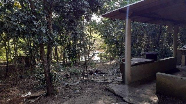 Chácara com Rio Piscina Casa e Reserva em Cristianópolis Goiás - Foto 5