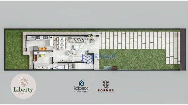Casa à venda, 100 m² por R$ 289.900,00 - Eusébio - Eusébio/CE - Foto 8