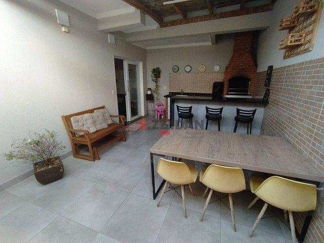 Casa com 3 dormitórios à venda, 187 m² por R$ 535.000,00 - Castelinho - Piracicaba/SP