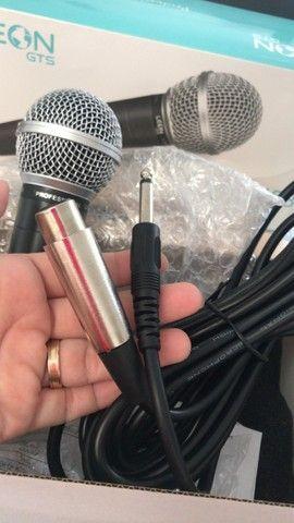 Microfone com Fio  - Foto 3