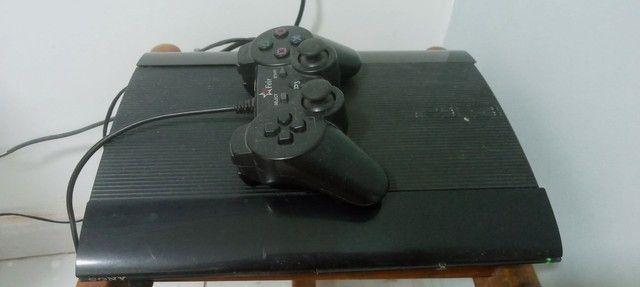Playstation 3 impecável  - Foto 2