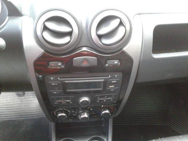 Renault LOGAN 1.0 EXPRESSION 16V FLEX 4P MANUAL  - Foto 14