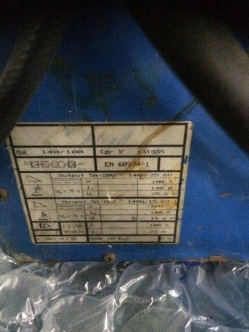 Máquina  de solda Mig 160 Amp - Foto 3
