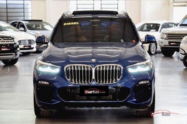 BMW X5 M XDRIVE30D MSPORT 265HP 30 MIL KM UNICO DONO 4P - Foto 2