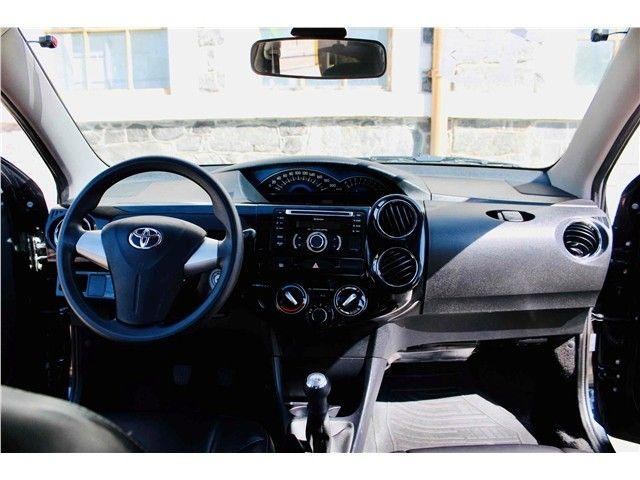Toyota Etios 2014 1.5 xs 16v flex 4p manual - Foto 14