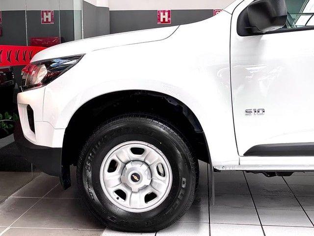 Chevrolet S10 LS 2.8 16v 4x4 CS 2022 0KM - Foto 11