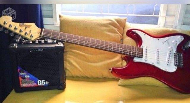 Amplificador Guitarra Giannini G5