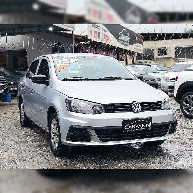 Volkswagen Voyage Trendline 1.6 2018 com GNV - Foto 2