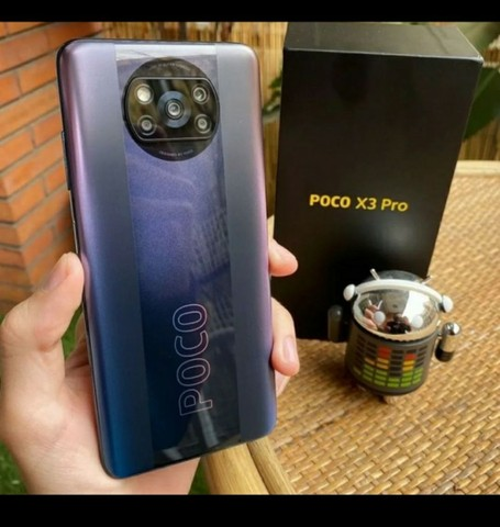 Poco X3 Pró 128GB/6 ram Lacrado (Lançamento) - Foto 3