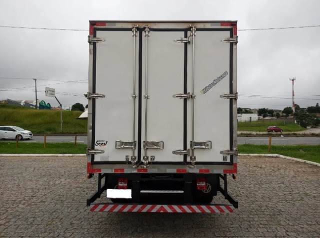 Vw 10.160 Delivery Plus Ano 2014/15 Truck / Baú Frigorífico - Foto 6