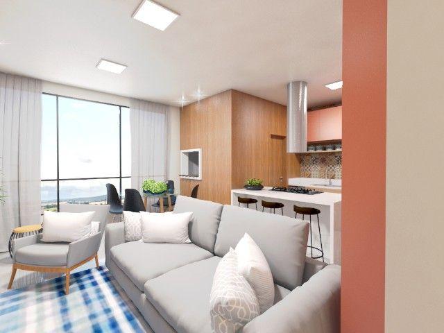 Apartamento com 03 quartos - Avenida Maripá - Próximo ao Supermercado Primato 120,00m2 - Foto 2