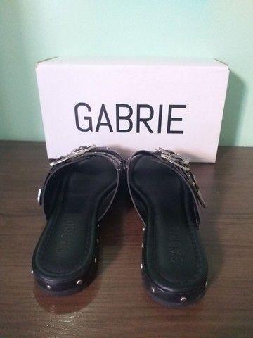 Sandália Preta Gabrie  - Foto 5