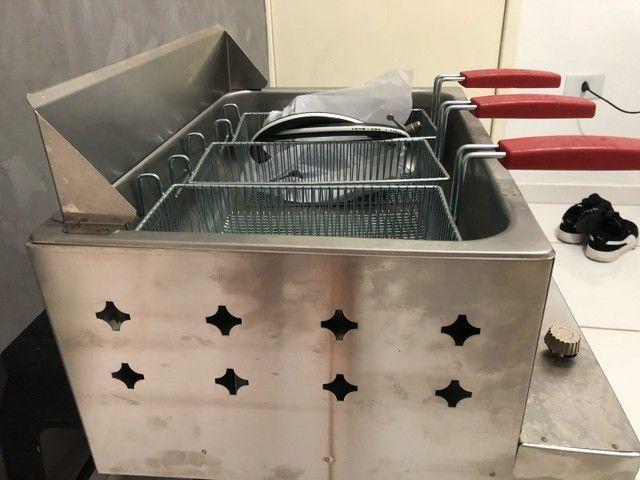 Fritador a gás  - Foto 3