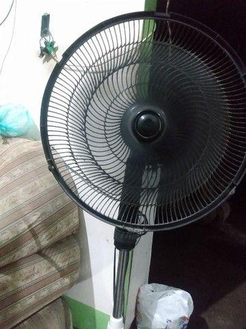 Ventilador perfeito vai com a proteção - Foto 2