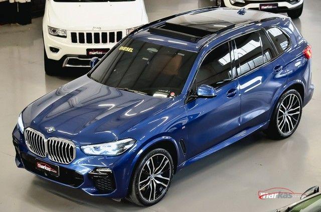 BMW X5 M XDRIVE30D MSPORT 265HP 30 MIL KM UNICO DONO 4P - Foto 4