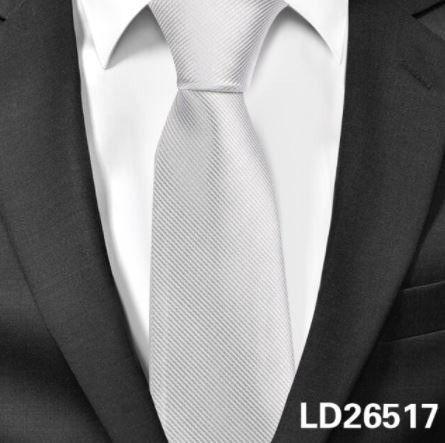 Gravatas Slim Fit para Eventos Trabalho Festas - Foto 2