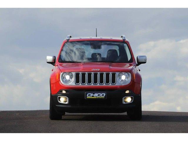 Jeep Renegade LIMITED 1.8 FLEX AUT. - Foto 2