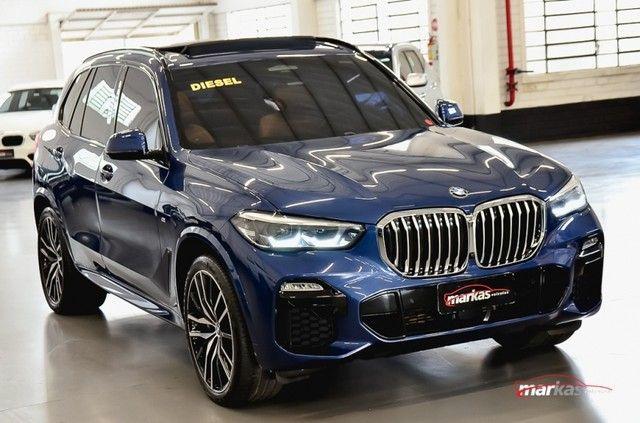 BMW X5 M XDRIVE30D MSPORT 265HP 30 MIL KM UNICO DONO 4P - Foto 3