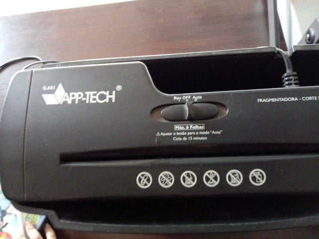 Defragmentadora de papel A4 - Foto 4