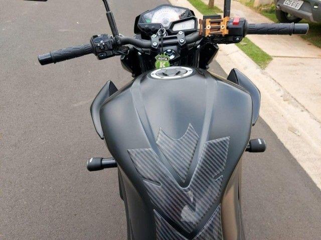 Kawasaki Z300 ABS (posso parcelar)  - Foto 2