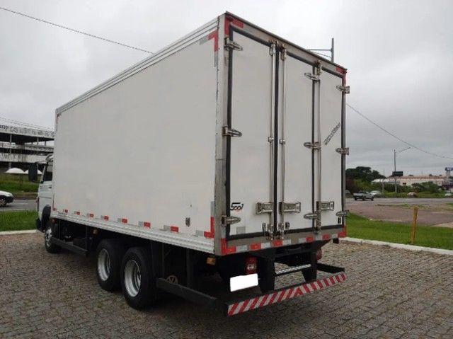 Vw 10.160 Delivery Plus Ano 2014/15 Truck / Baú Frigorífico - Foto 4
