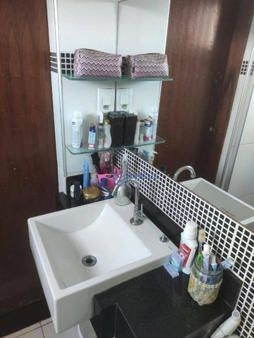 Apartamento com 3 dormitórios à venda, 75 m² por R$ 190.000 - Benfica - Fortaleza/CE - Foto 14