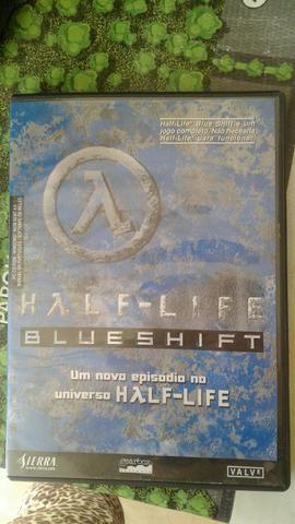 Jogo Half-life Blue shift