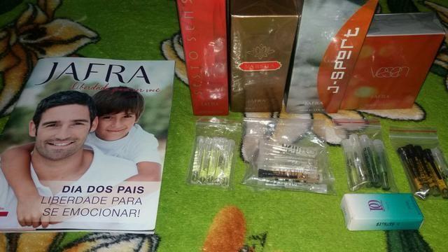 Perfumes da Jafra