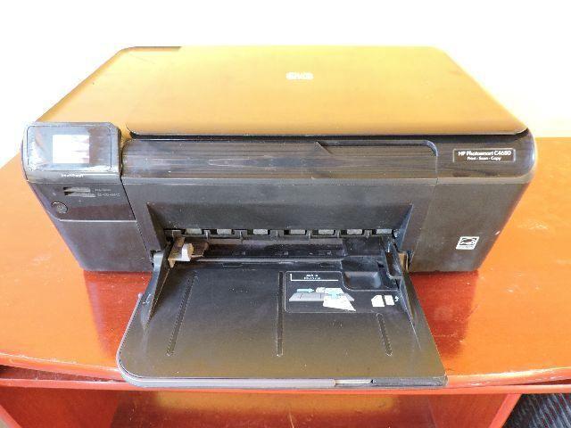 Impressora Hp C4680 sem uso parada