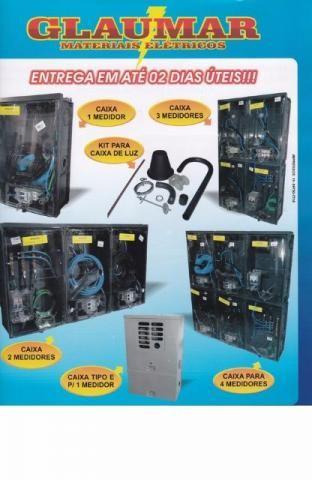 Caixas de Luz Padrão Eletropaulo -Atacado e varejo