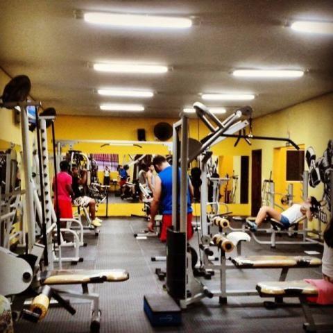 Monte sua academia com equipamentos de qualidade
