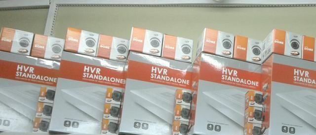 Vendo kit câmeras AHD PPA