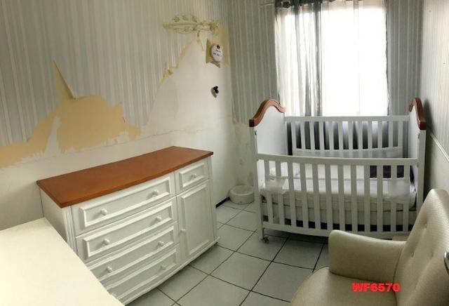 Navegantes e Meridiano, apartamento com 2 quartos, projetado, Parque Iracema, próx BR 116 - Foto 12