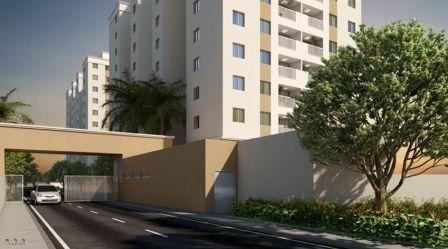 Apartamento 02 quartos com 01 vaga coberta - Foto 2