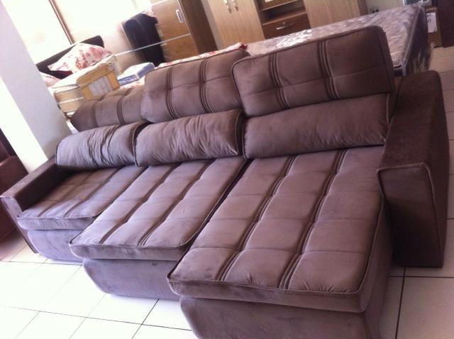 Sofa 3 metros retratil e reclinavel !!!! * - Móveis ...