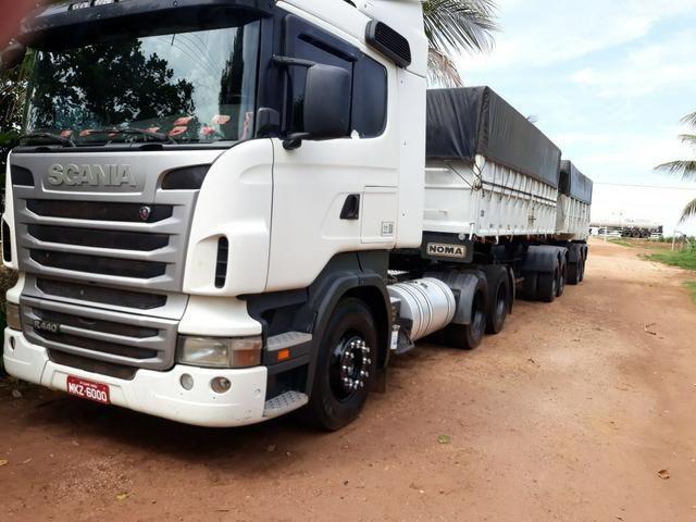 Scania 440 A6x2