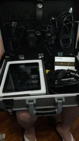 Scanner Automotivo New Kaptor (Intellibox + Alfa Tablet PC)