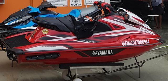 Jet Ski Yamanha GP 1800 SVHO 2017 JET SKI