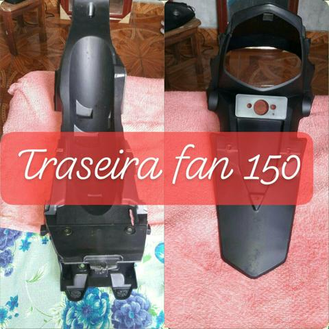 Traseira fan 150/125