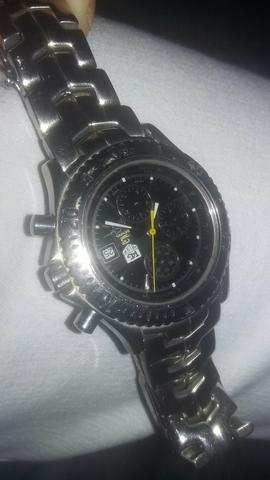 a1d0d4503c4 Relógio Antigo Tag Heuer Ayrton Senna - Bijouterias